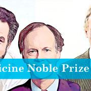 برندگان جایزه نوبل پزشکی 2019